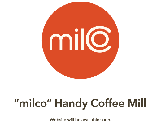 milco - ミルコ - Handy Coffee Mill